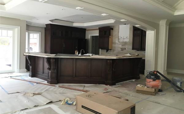 Post Construction Spotless Interiors Ltd